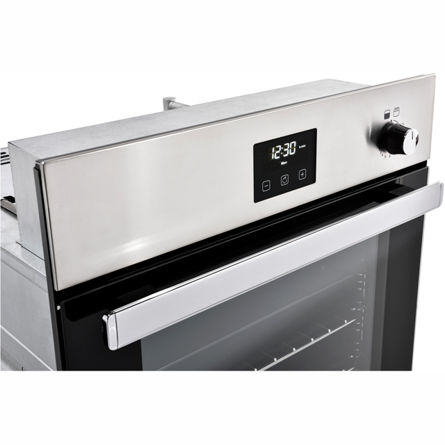 Belling BI602G Built In Gas Single Oven - Black - BI602G_BK - 4