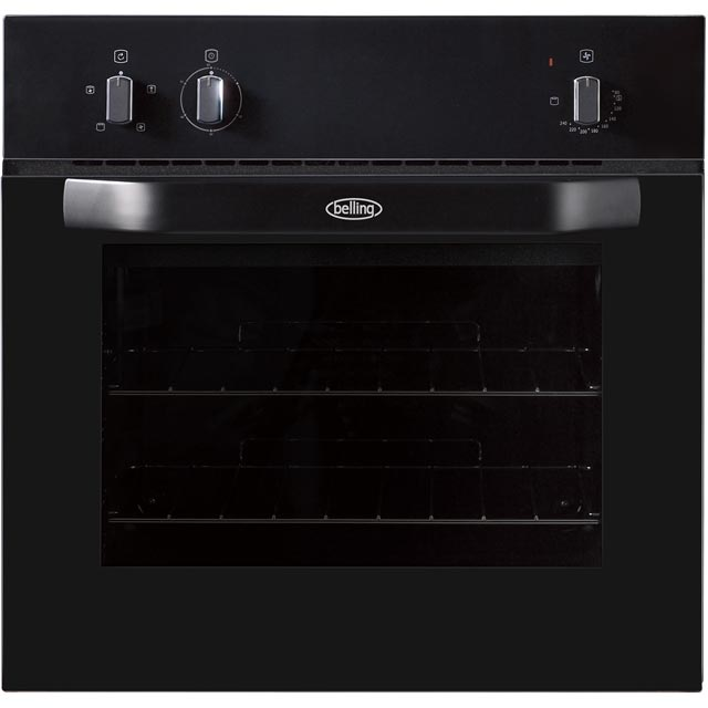 Belling Electric Single Oven - Black - A Rated