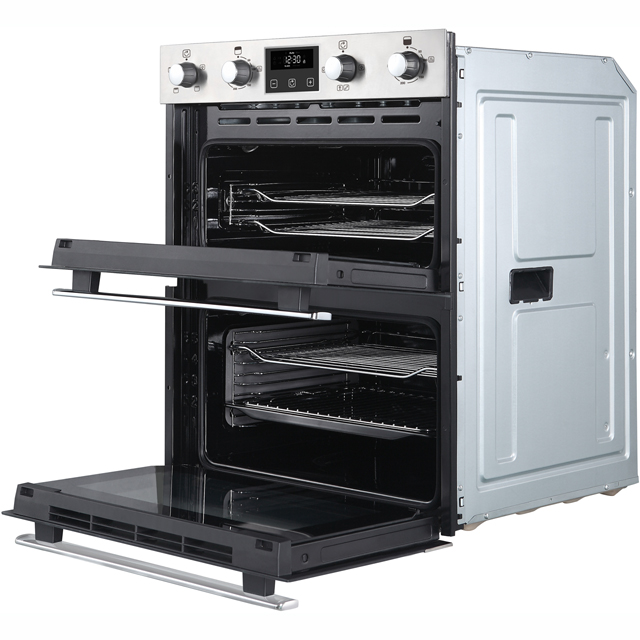 Belling BI702FPCT Built Under Electric Double Oven - Black - BI702FPCT_BK - 4