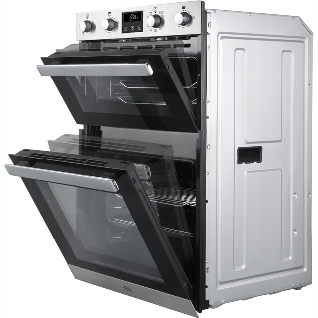 Belling BI902FP Built In Double Oven - Black - BI902FP_BK - 4