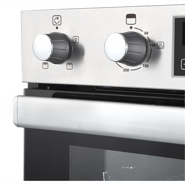 Belling BI902FP Built In Double Oven - Black - BI902FP_BK - 5
