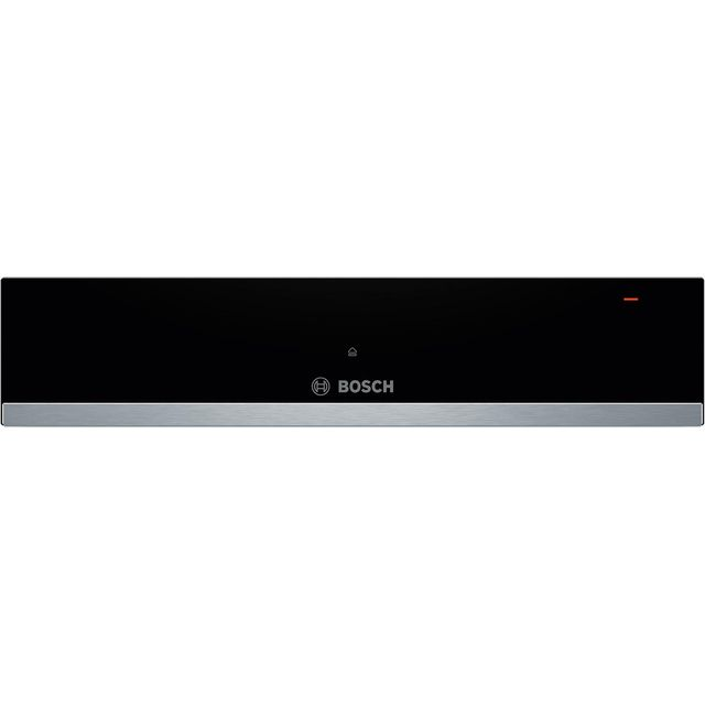 Bosch Serie 6 BIC510NS0B Built In Warming Drawer - Stainless Steel