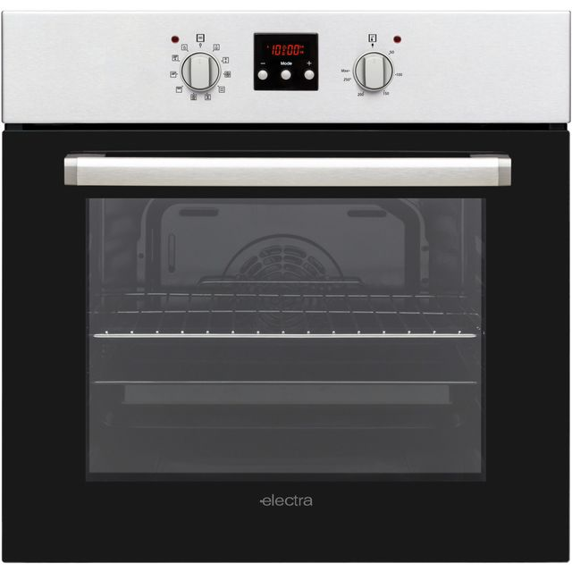 Electra BIM65SS Built In Electric Single Oven - Stainless Steel - A Rated