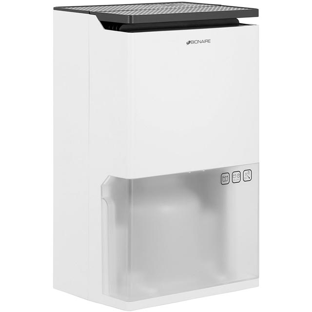 Bionaire BDH001 Dehumidifier in White