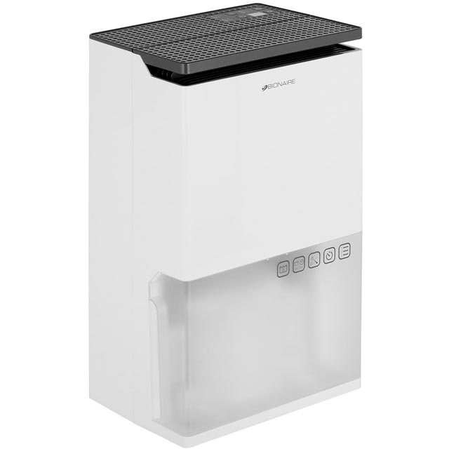 Bionaire BDH002 Dehumidifier in White