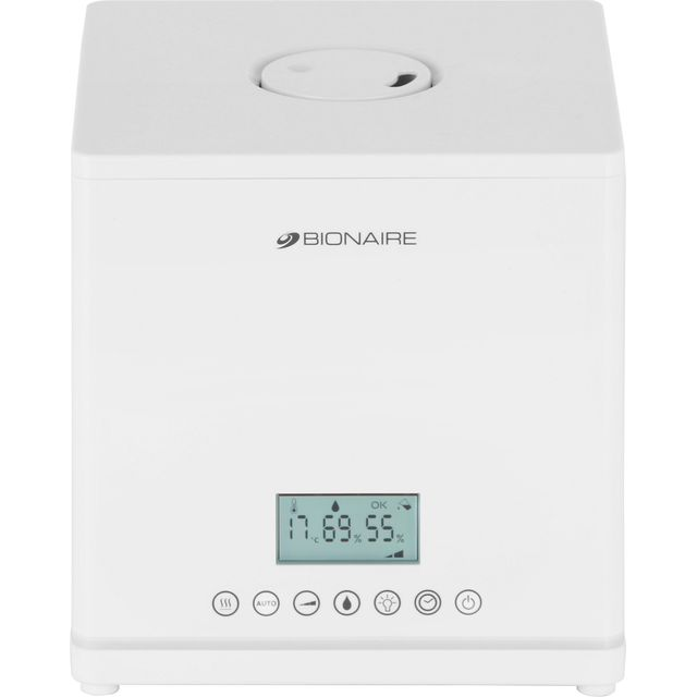 Bionaire Digital Ultrasonic BU7500-060 Humidifier - White - BU7500-060_WH - 1