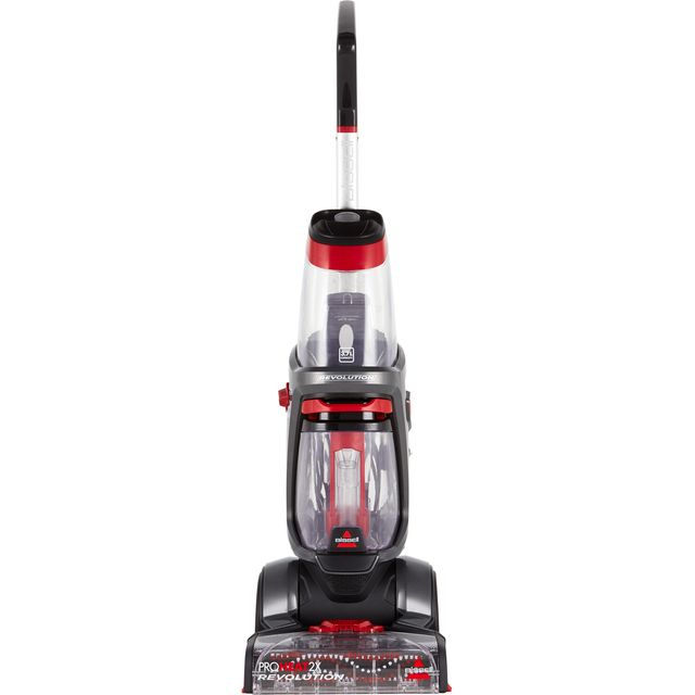 Bissell ProHeat® 2X® Revolution 18583 Carpet Cleaner - Titanium / Red - 18583_TRD - 1