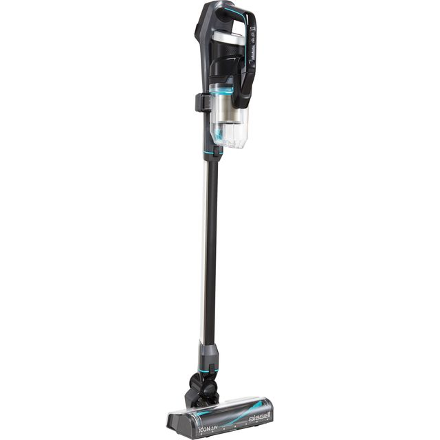 Image of Bissell Icon 25v 2602B Cordless Vacuum Cleaner with up to 50 Minutes Run Time