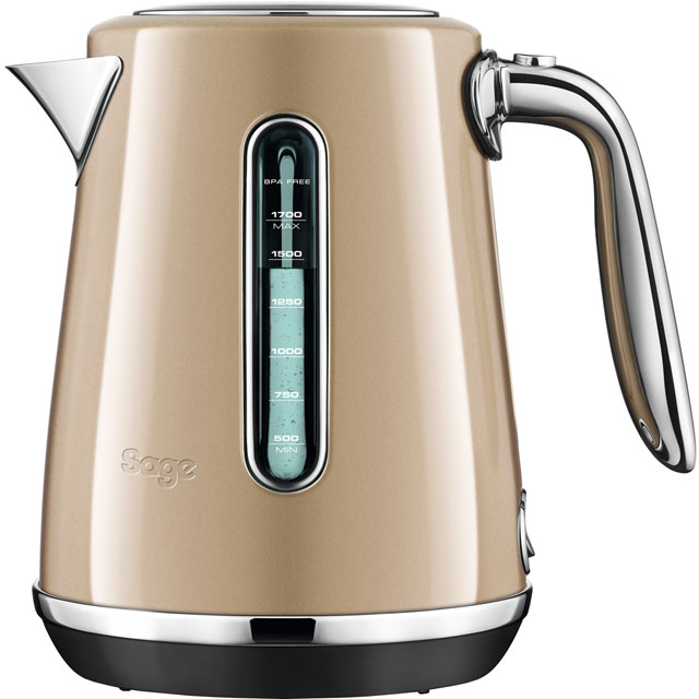 Sage The Luxe BKE735RCH Kettle - Champagne