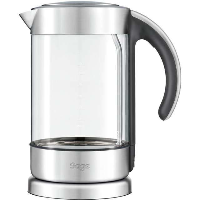 Sage The Crystal Clear Classic Kettle BKE750CLR Kettle - Glass - BKE750CLR_BSS - 1