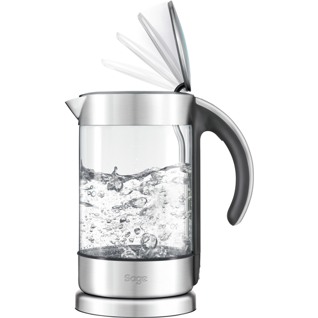 Sage The Crystal Clear Classic Kettle Kettle - Glass