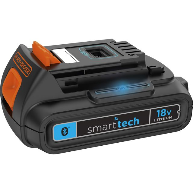 Black + Decker BL1518ST-XJ 18 Volts Lithium-Ion Battery - BL1518ST-XJ_BKOR - 1
