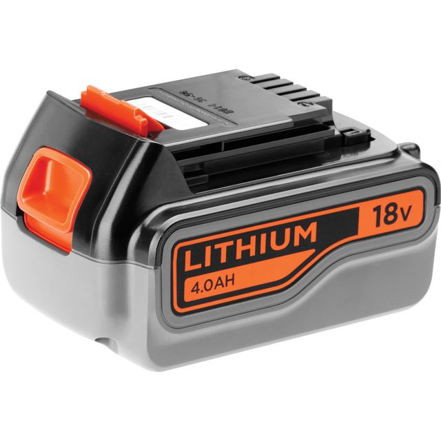 Black + Decker BL4018-XJ 18 Volts Lithium-Ion Battery