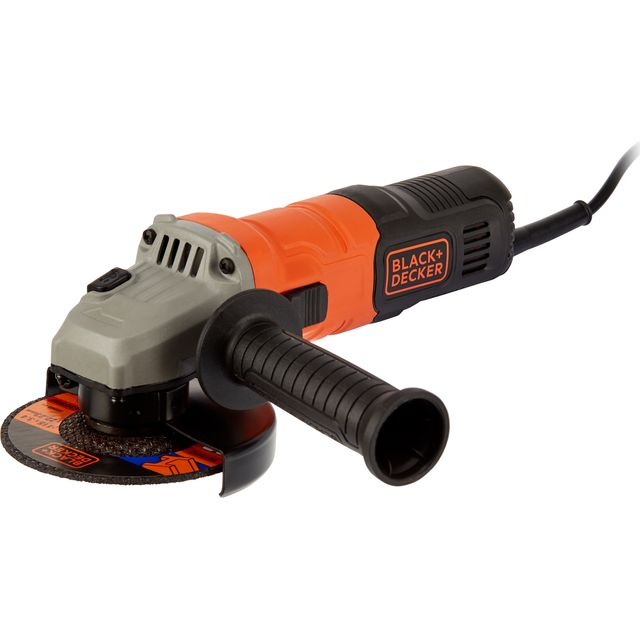 Image of Black + Decker BEG010A5-GB Angle Grinder