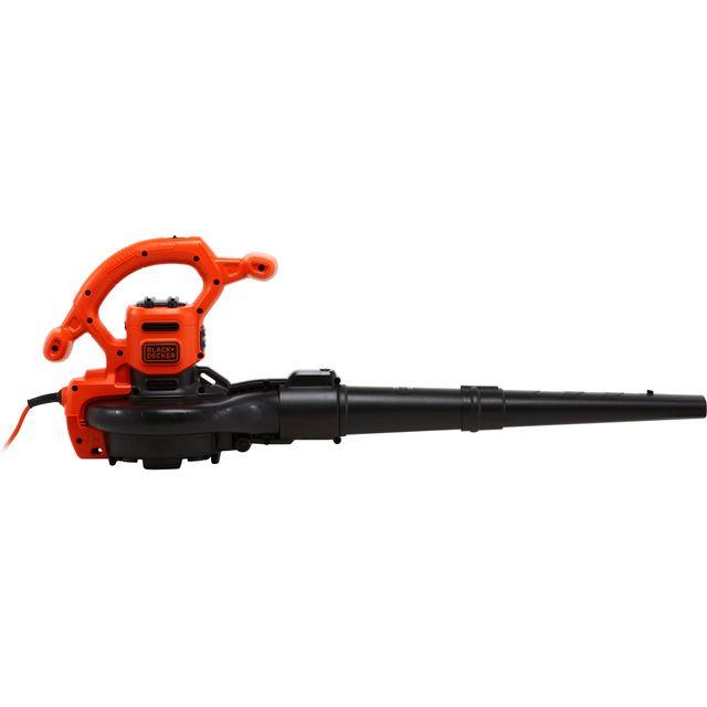 Image of Black + Decker BEBLV260-GB Electric Leaf Vacuum
