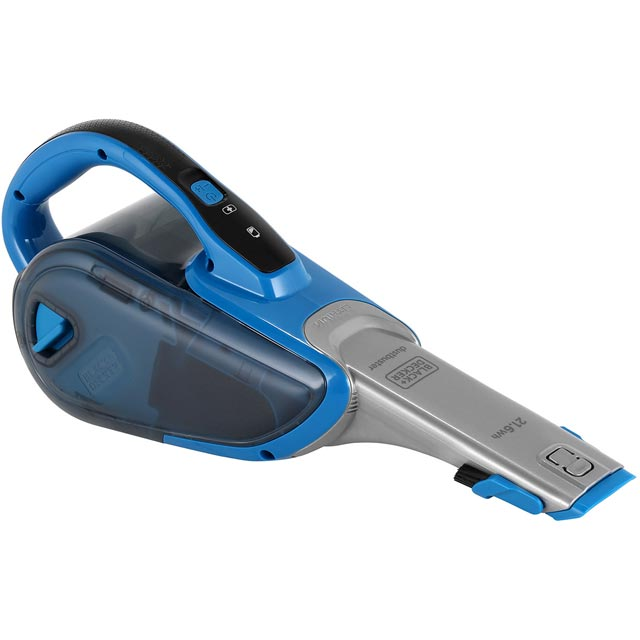 Black + Decker Cordless dustbuster® with Cyclonic Action Handheld Vacuum Cleaner review
