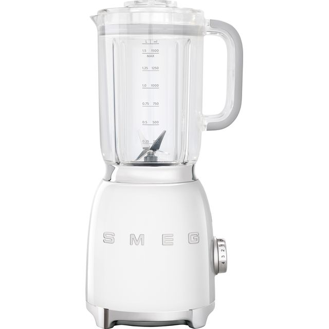 Smeg 1.5 Litre Blender - White
