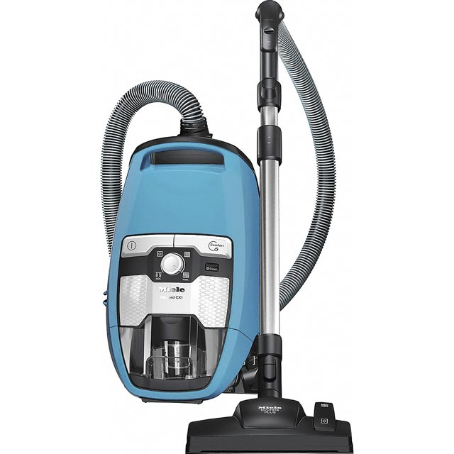 Miele Blizzard CX1 PowerLine Cylinder Vacuum Cleaner in Blue