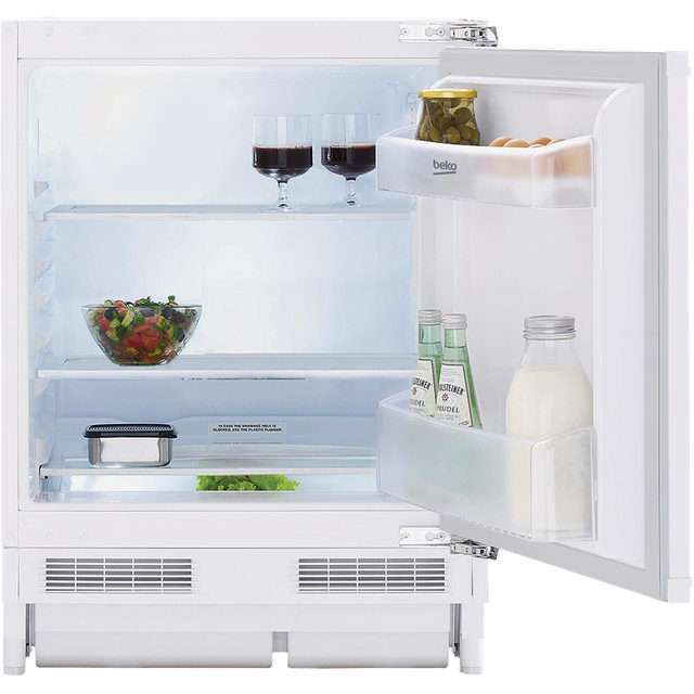 Beko BLSF3682 Built Under Fridge - White - BLSF3682_WH - 1