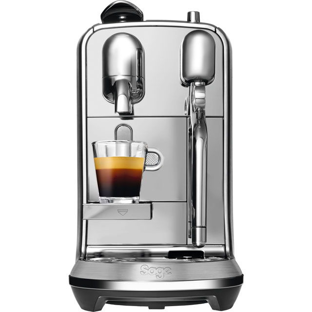 Nespresso by Sage Creatista Plus BNE800BSS - Stainless Steel