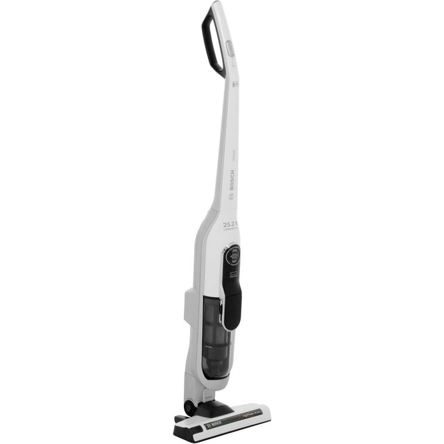 Bosch Athlet Runtime Plus BCH625KTGB Cordless Vacuum Cleaner - White - BCH625KTGB_WH - 1