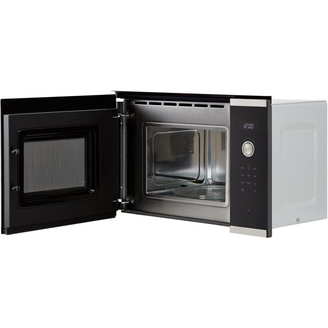 Bosch Serie 6 BFL524MS0B Built In Microwave - Stainless Steel - BFL524MS0B_SS - 5