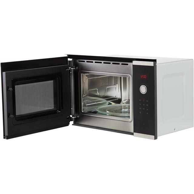 Bosch Serie 4 BFL553MB0B Built In Microwave - Black - BFL553MB0B_BK - 5