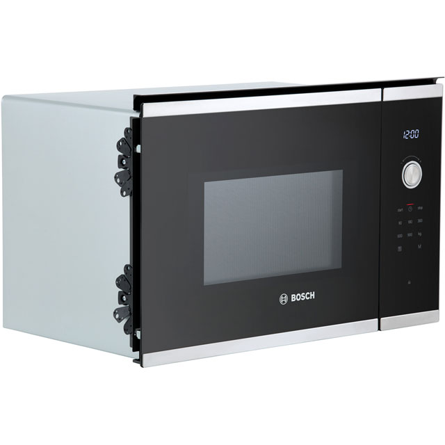 Bosch Serie 6 BFL554MS0B Built In Microwave - Stainless Steel - BFL554MS0B_SS - 5