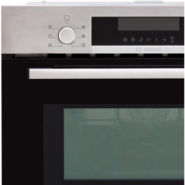 Bosch Serie 4 CMA583MS0B Built In Microwave - Stainless Steel - CMA583MS0B_SS - 4