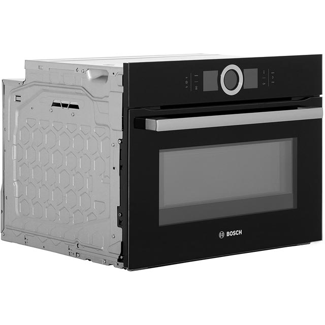 Bosch Serie 8 CMG656BS6B Built In Electric Single Oven - Brushed Steel - CMG656BS6B_BS - 2