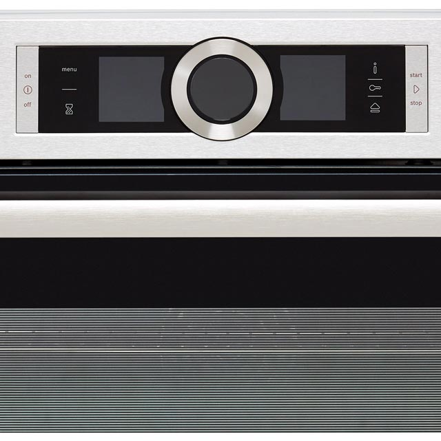 Bosch Serie 8 CSG656BS7B Built In Electric Single Oven - Stainless Steel - CSG656BS7B_SS - 3