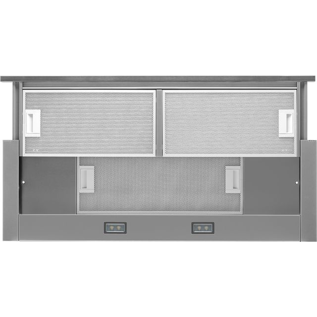 Bosch Serie 4 DFS097A50B Built In Integrated Cooker Hood - Silver - DFS097A50B_MT - 1