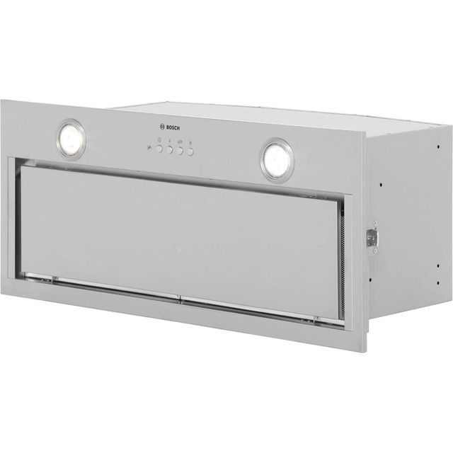 Bosch Serie 6 DHL785CGB 70 cm Canopy Cooker Hood - Brushed Steel - C Rated - DHL785CGB_BS - 1