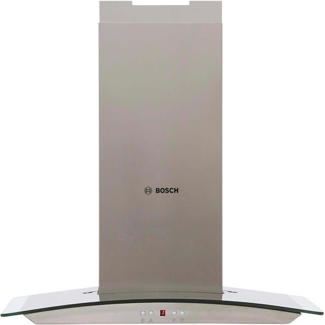 bosch dwa06e651b 60 cm chimney cooker hood stainless steel
