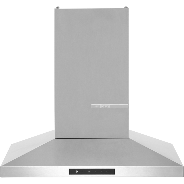 Bosch Serie 4 60 cm Chimney Cooker Hood - Stainless Steel - A Rated
