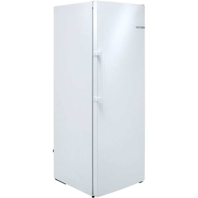 Bosch Serie 4 GSN29VW3VG Frost Free Upright Freezer - White - A++ Rated - GSN29VW3VG_WH - 1