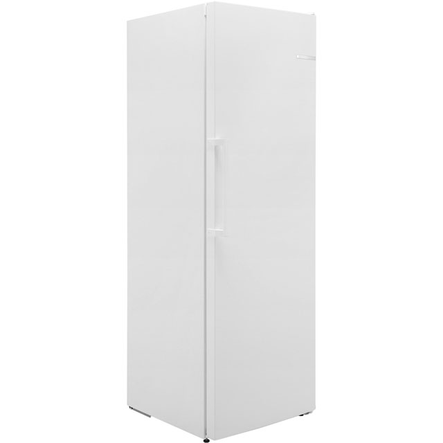 Bosch Serie 4 GSN33VW3PG Frost Free Upright Freezer - White - A++ Rated - GSN33VW3PG_WH - 1