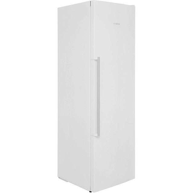 Bosch Serie 8 Frost Free Upright Freezer - White - A++ Rated
