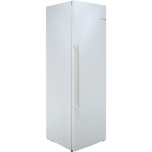 Bosch Serie 6 GSN36AW3PG Frost Free Upright Freezer - White - A++ Rated - GSN36AW3PG_WH - 1