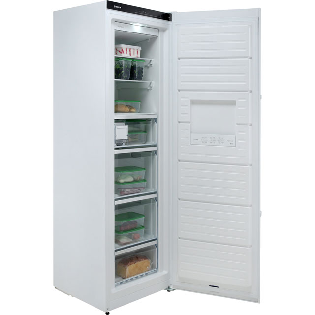 Bosch Serie 6 GSN36AW3PG Upright Freezer - White - GSN36AW3PG_WH - 4