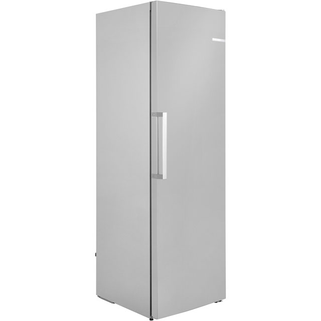 Bosch Serie 4 GSN36VL3PG Frost Free Upright Freezer - Silver - A++ Rated - GSN36VL3PG_SI - 1
