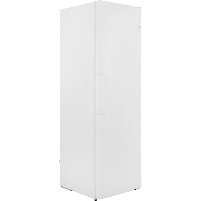 Bosch Serie 4 Frost Free Upright Freezer - White - A++ Rated