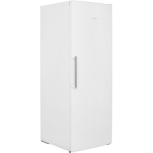 Bosch Serie 6 GSN58AW30G Frost Free Upright Freezer - White - A++ Rated - GSN58AW30G_WH - 1