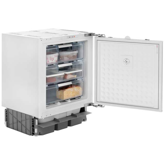 Bosch Serie 6 GUD15A50GB Integrated Under Counter Freezer - White - GUD15A50GB - 3
