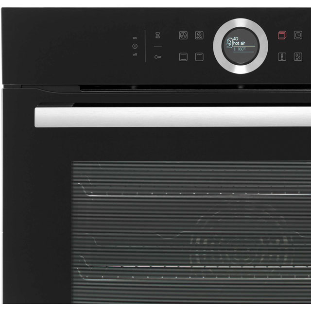 Bosch Serie 8 HBG634BS1B Built In Electric Single Oven - Stainless Steel - HBG634BS1B_SS - 5