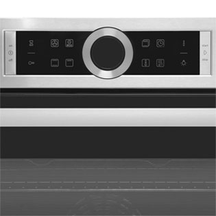 Bosch Serie 8 HBG674BB1B Built In Electric Single Oven - Black - HBG674BB1B_BK - 3