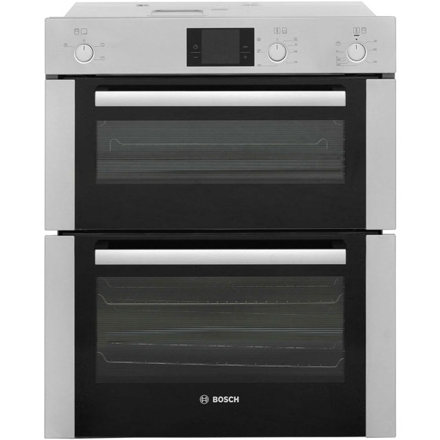 Bosch built under double oven