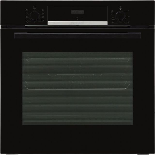 Bosch Serie 4 Electric Single Oven - Black - A Rated