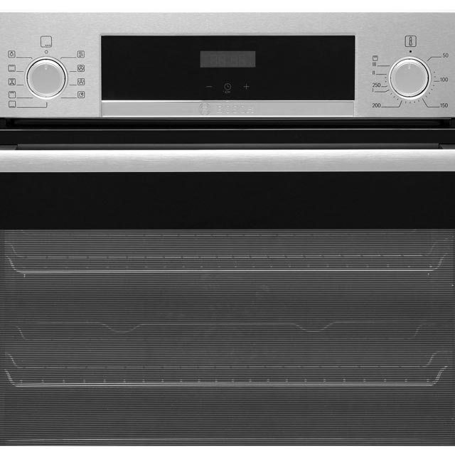 Bosch Serie 4 HBS534BS0B Built In Electric Single Oven - Stainless Steel - HBS534BS0B_SS - 5