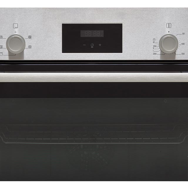 Bosch Serie 2 HHF113BR0B Built In Electric Single Oven - Stainless Steel - HHF113BR0B_SS - 4